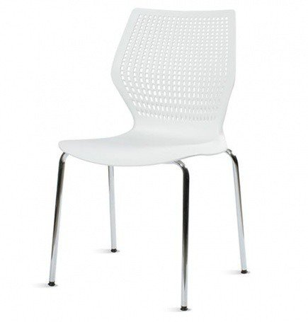 Silla de polipropileno axis al 3005 k mueble for Sillas de polipropileno