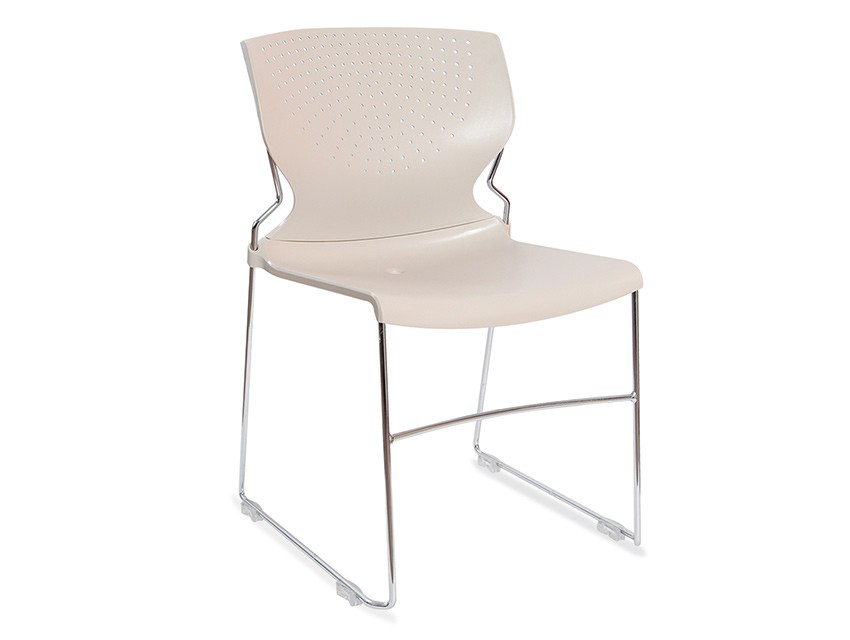 Silla de polipropileno flex al 610 k mueble for Sillas de polipropileno