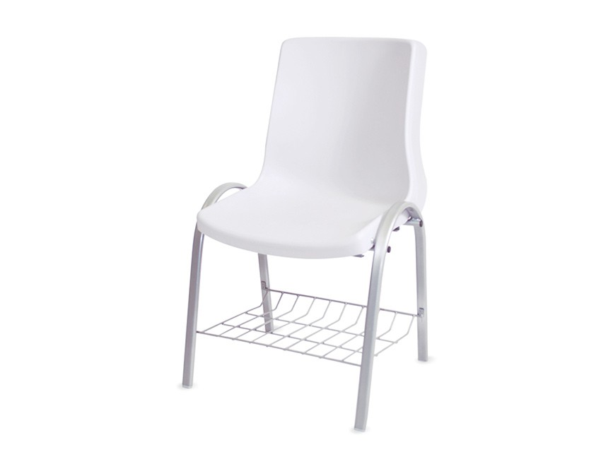 Silla de polipropileno forza al 741p k mueble for Sillas de polipropileno