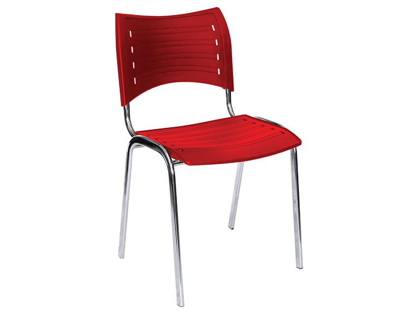 Silla de polipropileno ohv 2700cr k mueble for Sillas de polipropileno