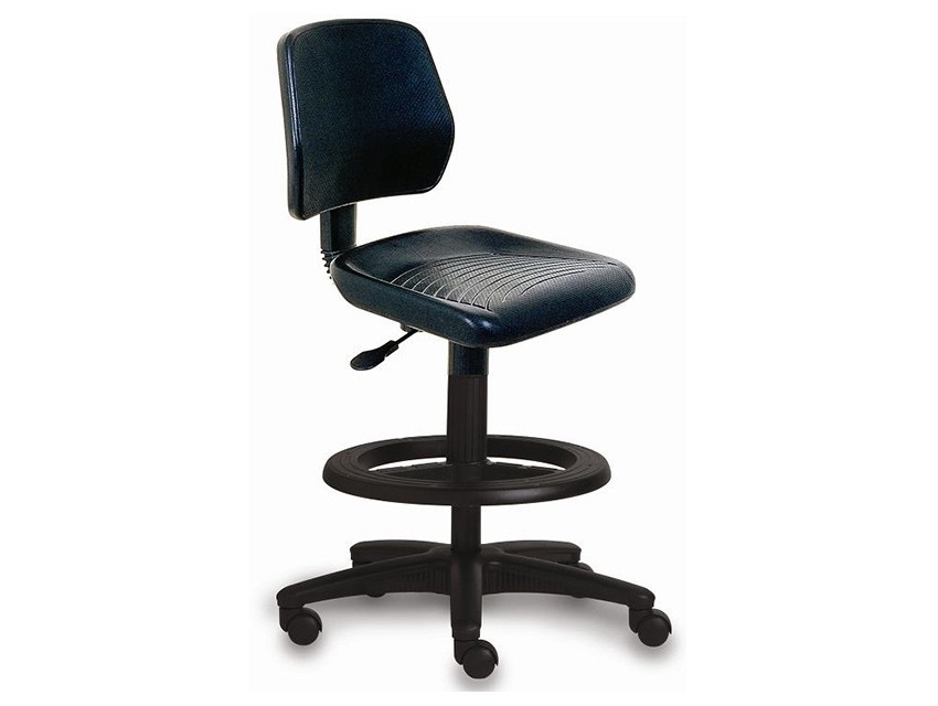 Silla industrial ri 100 45 k mueble for Sillas para trabajo industrial