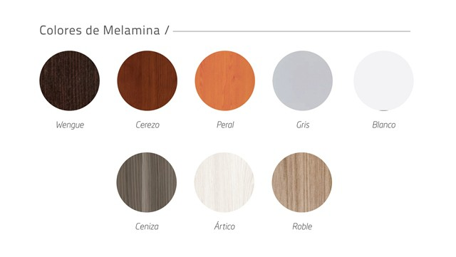 Color Melaminas